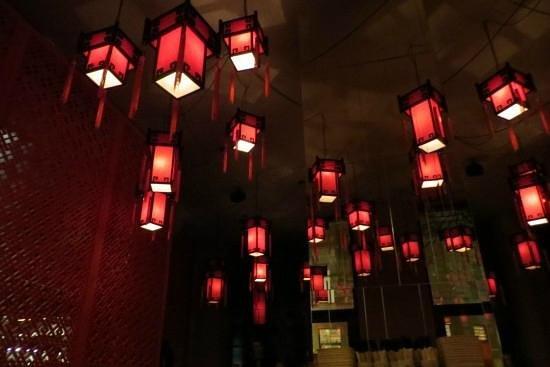 ShanghaiTan: Innenbeleuchtung