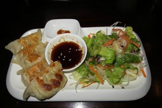 ShanghaiTan: chinesische Gyoza mit Fleisch