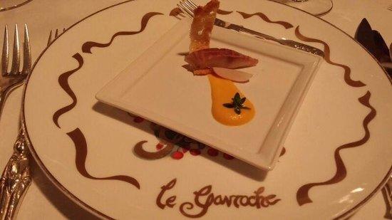 Le Gavroche: Complimentary v Chef