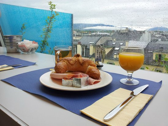 Hotel Cristal Design: Breakfast
