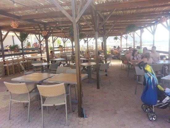 Cactus Royal Resort : Eetgelegenheid