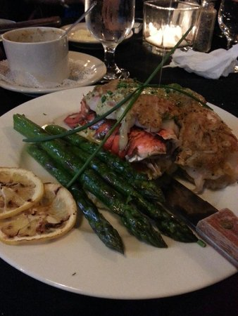 Rochester Mills Beer Company: Lobster Tails