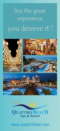 Quattro Beach Spa & Resort: General View