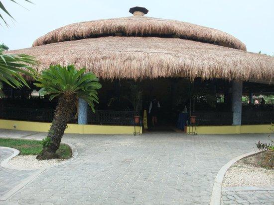 ClubHotel Riu Tequila: Hier kun de hele dag eten en drinken halen