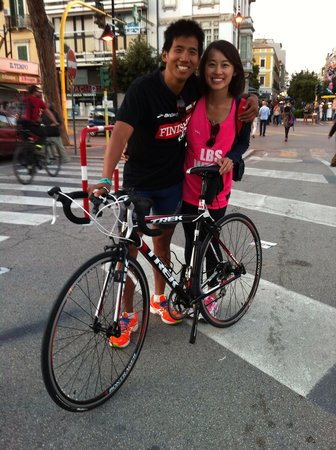Active Abruzzo: Clients participating in the Italy Ironman