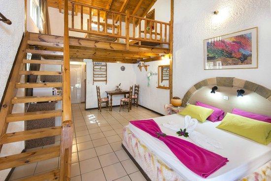 Elefteria Apartments: Apartment open loft