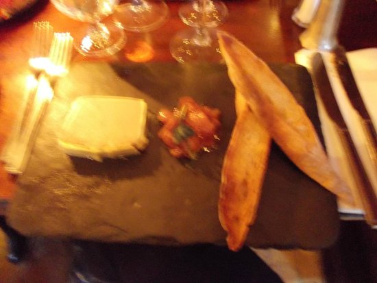 Wrights Anglers Rest: Duck liver pate