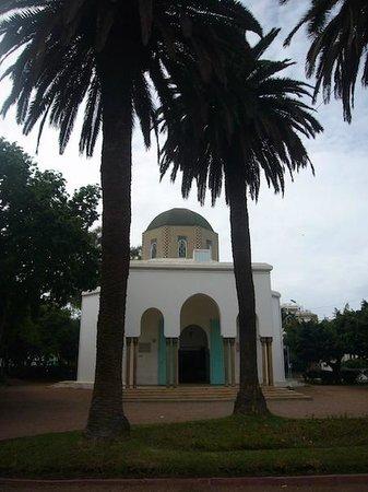 Parc de la Ligue Arabe : Parque de la Liga Arabe, morabito