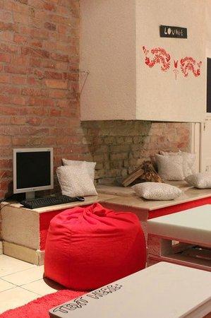 Amazing Hostel : Lounge