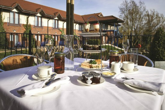 Aztec Hotel & Spa Bristol: Afternoon Tea
