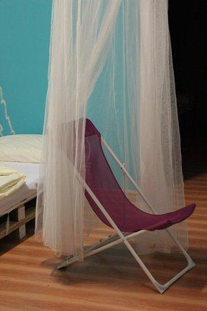 Amazing Hostel: Miami room-5 bed Mixed Dorm