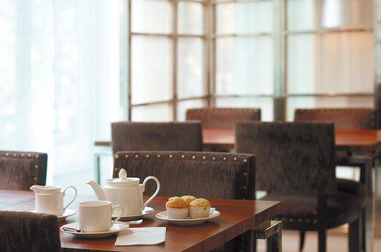 NH Hesperia Barcelona Presidente : Bar - Breakfast Buffet