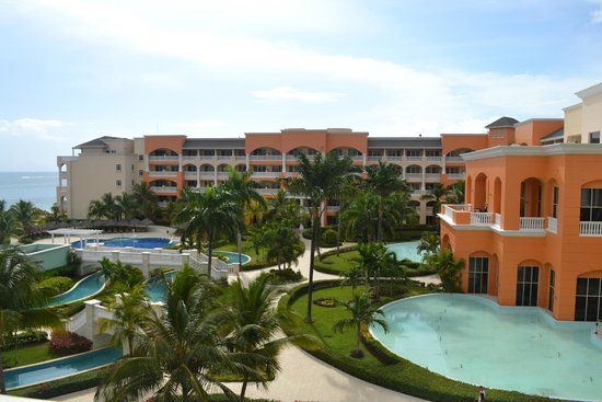 Iberostar Rose Hall Suites: view from room