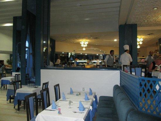 Marhaba Palace Hotel: dining area