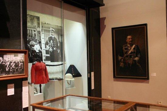 Musée royal de l'armée et de l'histoire militaire : expo 14/18