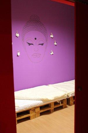 Amazing Hostel: Bangkok room - 4 beds Mixed Dorm
