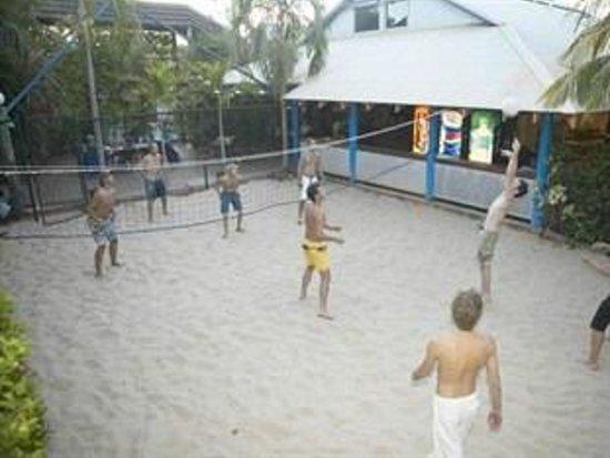 Kimberley Klub: Beach Volleyball