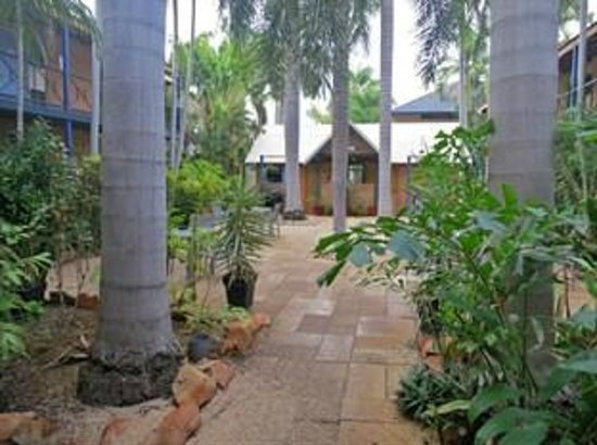 Kimberley Klub: Garden