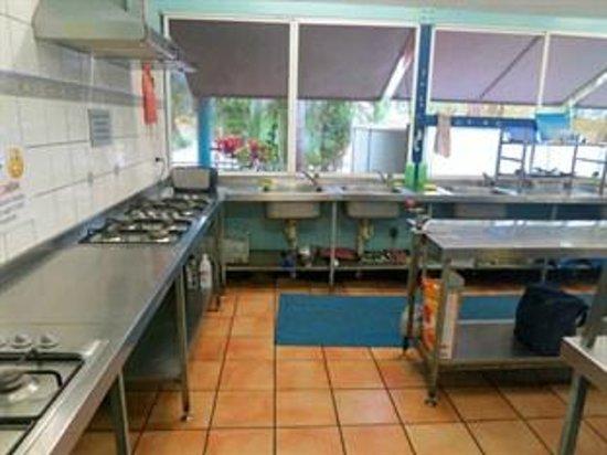Kimberley Klub: Kitchen