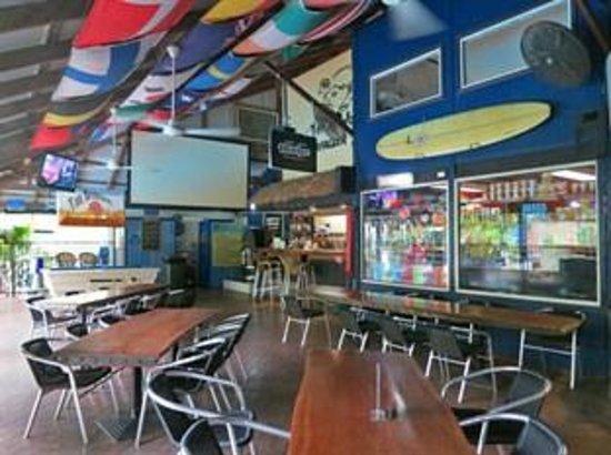 Kimberley Klub: Bar/Snacks