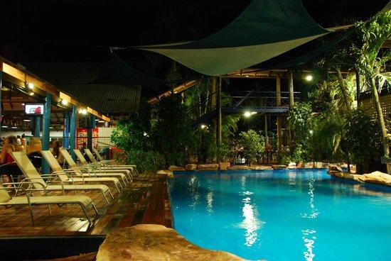 Kimberley Klub: Pool