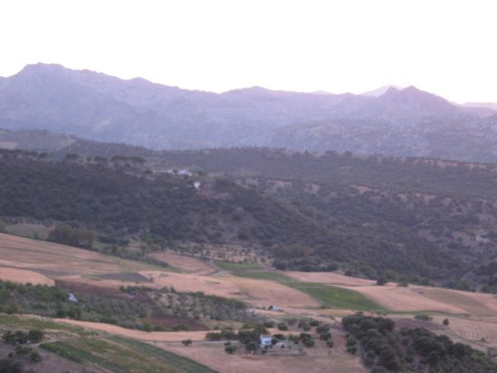 Parador de Ronda: View from room