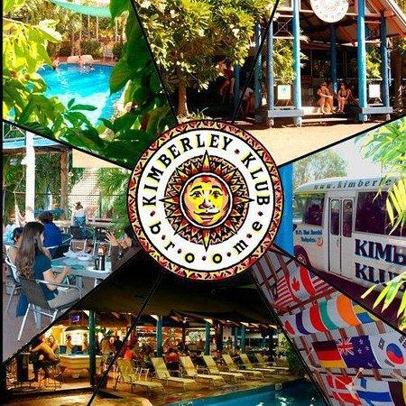 Kimberley Klub: Logo