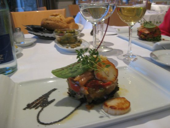 Parador de Ronda : Evening meal