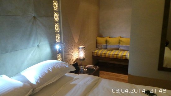 Arumaila - Souq Waqif Boutique Hotels: Our room 1
