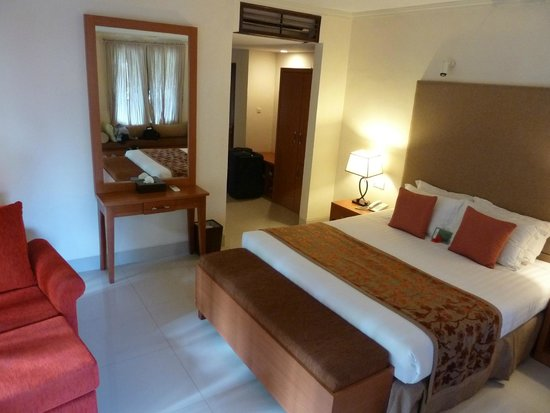 Arma Museum & Resort : our room
