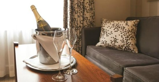 Aztec Hotel & Spa Bristol: Room Service