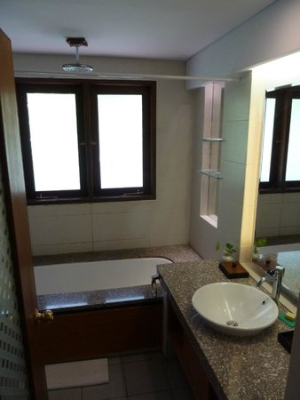Arma Museum & Resort : our bathroom