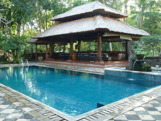 Arma Museum & Resort : Pool with Pool bar