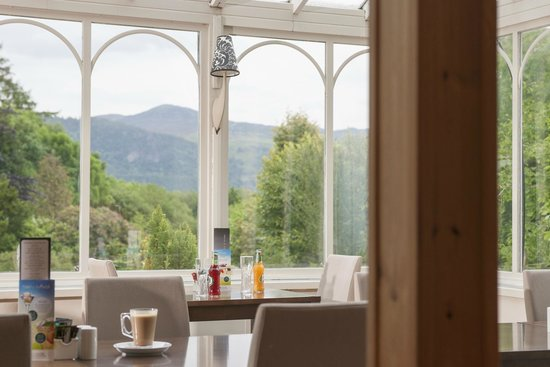 The Derwentwater Hotel : Our conservatory