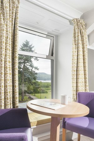 The Derwentwater Hotel : Lake View