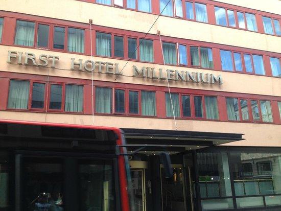 First Hotel Millennium : First Hotel Oslo