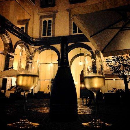 Palazzo Caracciolo Napoli - MGallery Collection: Courtyard