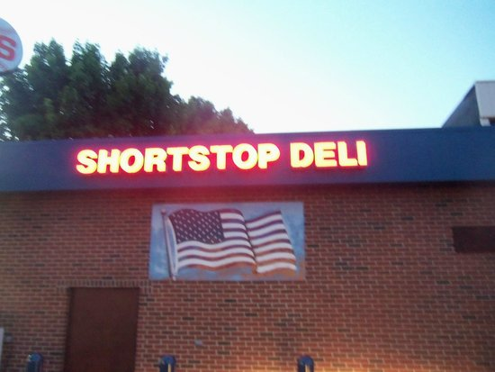 Shortstop Deli - Stewart Ave.: Entrance