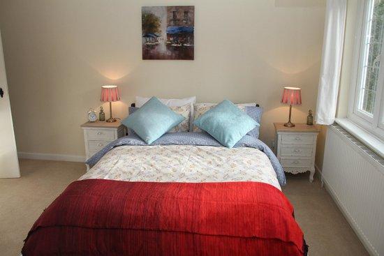 Old Oak Bed & Breakfast : Double Bedroom