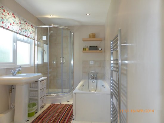 Old Oak Bed & Breakfast : Bathroom