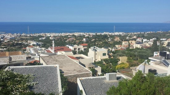 Kalimera Village: View from Balcony