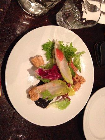 Fishbone Bar & Grill : Calamari rings