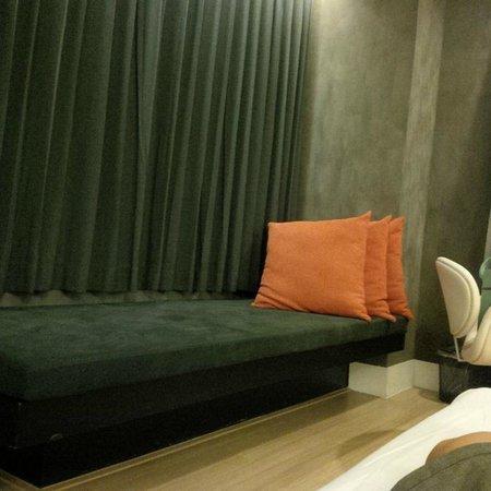 Trinity Silom Hotel: Room