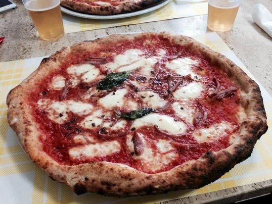 Pizzeria da Gaetano: Pizza