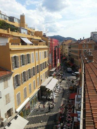Hotel Solara : View from room 4 balcony