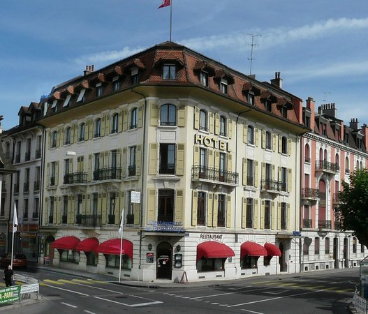 Photo of Hotel Des Alpes Nyon