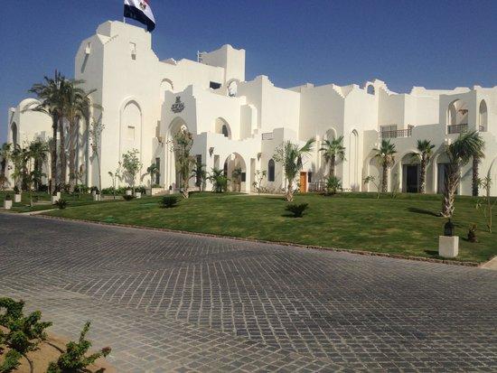 Le Royal Holiday Resort: Entrance