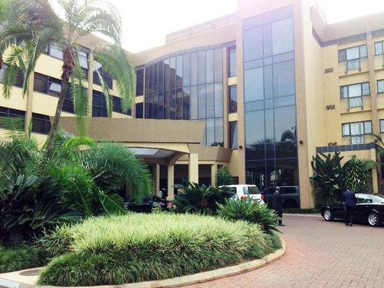 Kigali Serena Hotel: Hotel