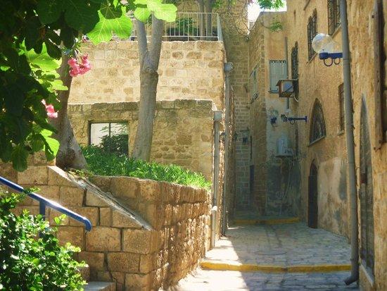 Jaffa Old City: Улицы Яффо