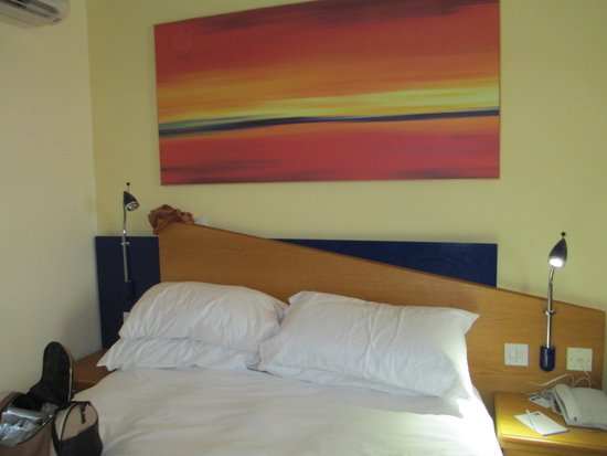 Holiday Inn Express London - Greenwich: The bed!